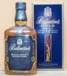 Ballantines Gold Seal 12 é. 0,7 40% pDD