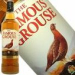 Famous Grouse whisky 0,05 40%